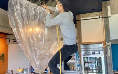 【宮古島市内】業務用エアコンクリーニング